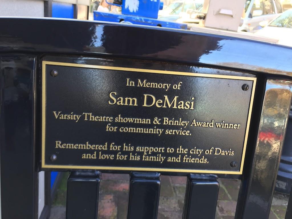 Read the Plaque - Sam DeMasi