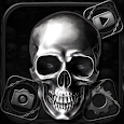 Skull Devil Launcher Theme icon