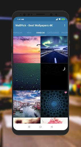 Best Wallpapers 4K - WallPick screenshot 3