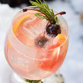 Grapefruit Vodka Cocktail.