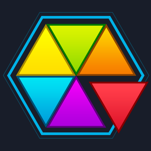Hexagon Color 休閒 App LOGO-硬是要APP