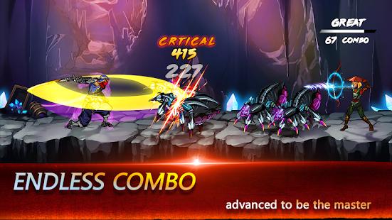Ninja Soul - Epic fighting arcade game Mod