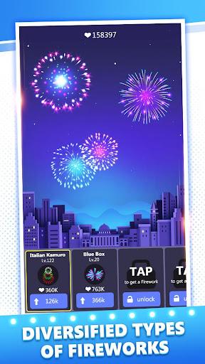 Idle Fireworks 1.0.1 screenshots 1