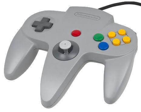 Nintendo 64 Accessories