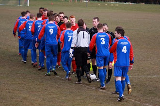 Photo: 30/03/13 v Saffron Dynamo (Leicestershire Senior League Premier Division) 4-1 - contributed by Rob Campion