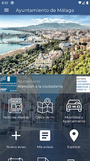 Málaga Funciona screenshot 3