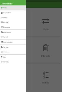FCS Asset.Desk Mobile+ - náhled