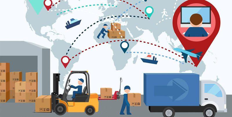 Vận tải là gì? Vai trò của vận tải trong thương mại và đời sống