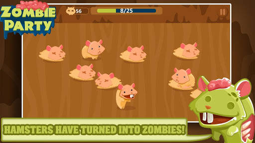 Zombie Party Hamster Evolution