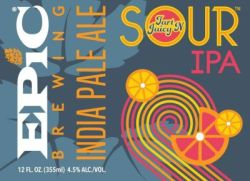 Logo of Epic Tart N' Juicy Sour IPA