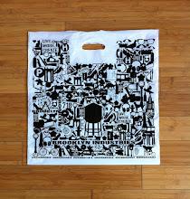 Photo: Brooklyn Industries Plastic Bag