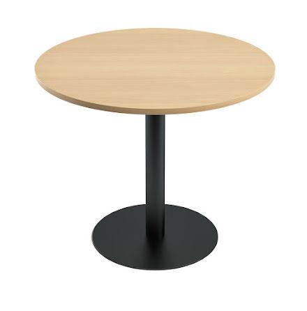 Cafébord 900 diam björk