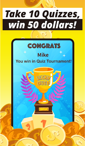 Trivia game & 30k+ quizzes, free play - Lucky Quiz 1.615 screenshots 2