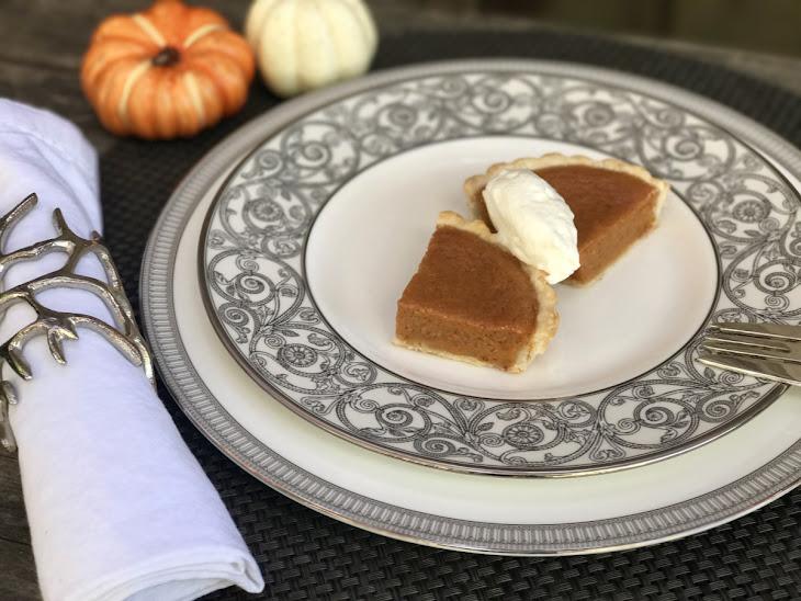 Sweet Potato Tart Recipe