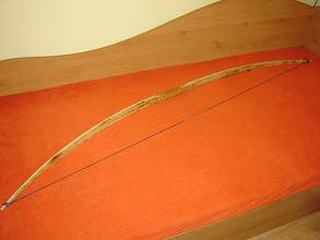 Photo: asan, plochý luk 60@28, 70´´ dlhý