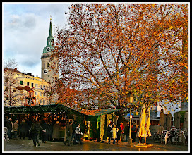 Photo: Weihnachtsmarkt am Rinderbrunnen