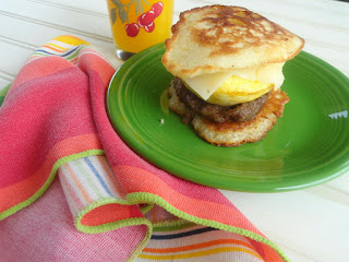 Pancake Breakfast Sandwiches To Freeze Recipe