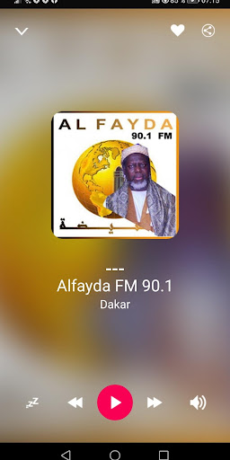 Senegal Radio Stations screenshot 3