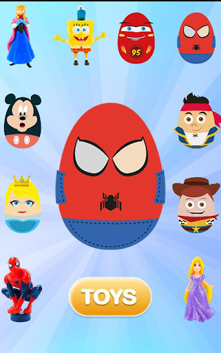 Surprise Eggs - Kids Game  screenshots 9