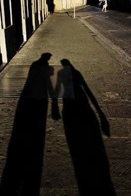 Ombre lunghe innamorate. di SamueleSchiro