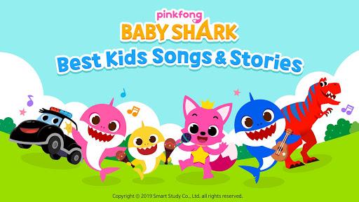 Baby Shark Best Kids Songs & Stories  Wallpaper 6
