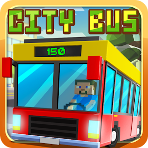 City Bus Simulator Craft for PC and MAC