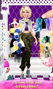 Glam Doll Salon - Chic Fashion screenshot