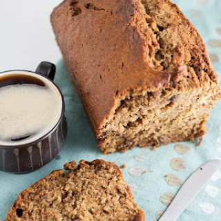 Coffee Infused Banana Bread Recipe
