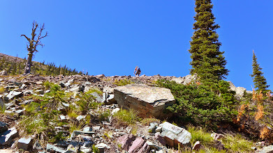 Photo: On the way to Pyramid Peak
