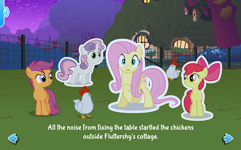 MY LITTLE PONY: Stare Master- screenshot thumbnail