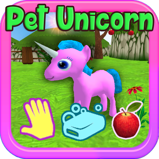 Unicorn Pony Pet Care