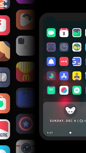 Arete Icons screenshots 2