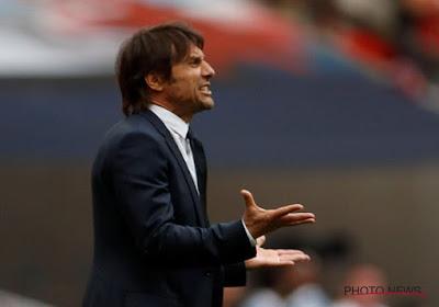 Antonio Conte réclame des nouvelles recrues !