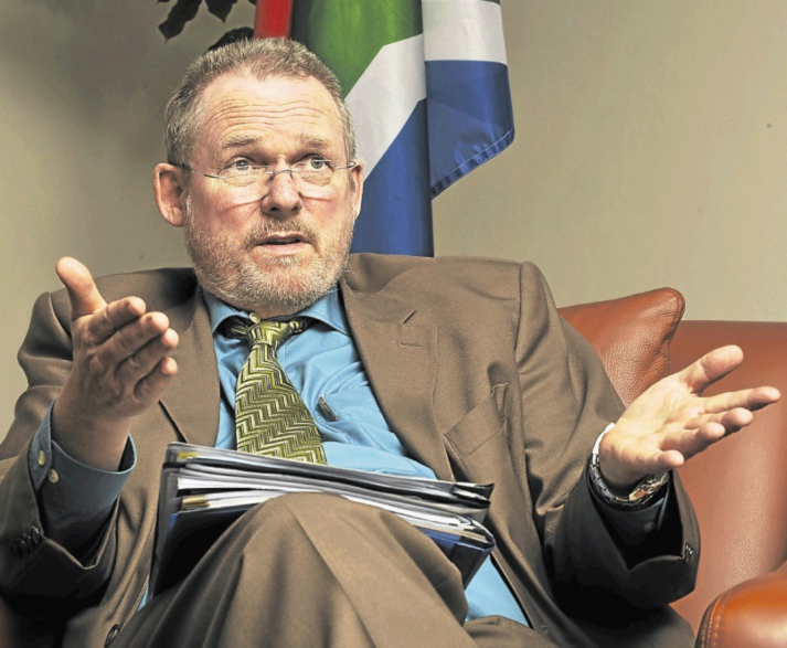 Trade and Industry Minister Rob Davies. Picture: ROBERT TSHABALALA