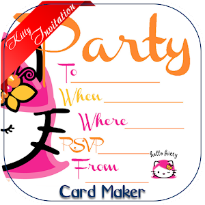 Kitty party invite card maker android apps on google play kitty party invite card maker stopboris Choice Image