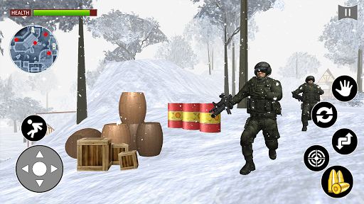Call of Impossible Sniper World War 2 Hero 3D 1.1 screenshots 6