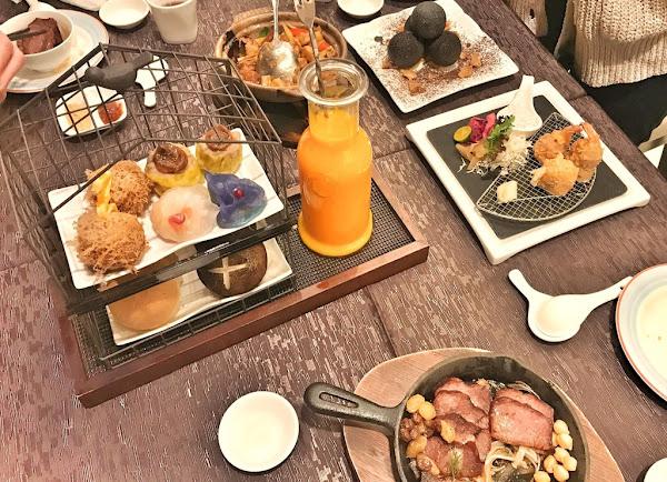 寶麗金餐飲集團崇德店─台中北屯─港式餐廳─精緻料理!!!!!!