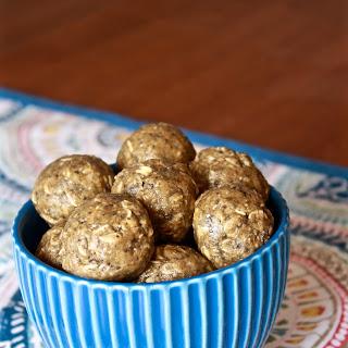 Honey Oat Protein Energy Balls.