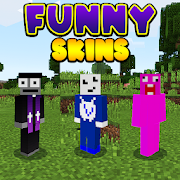 Funny Skins for Pocket Craft PE