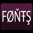 Text Font Generator and Rare Symbols game APK