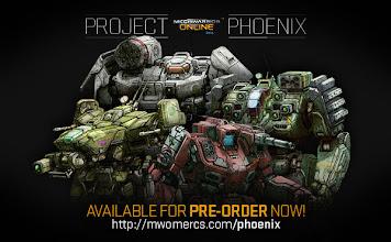 Photo: Project Phoenix Available now! Visit mwomercs.com/phoenix
