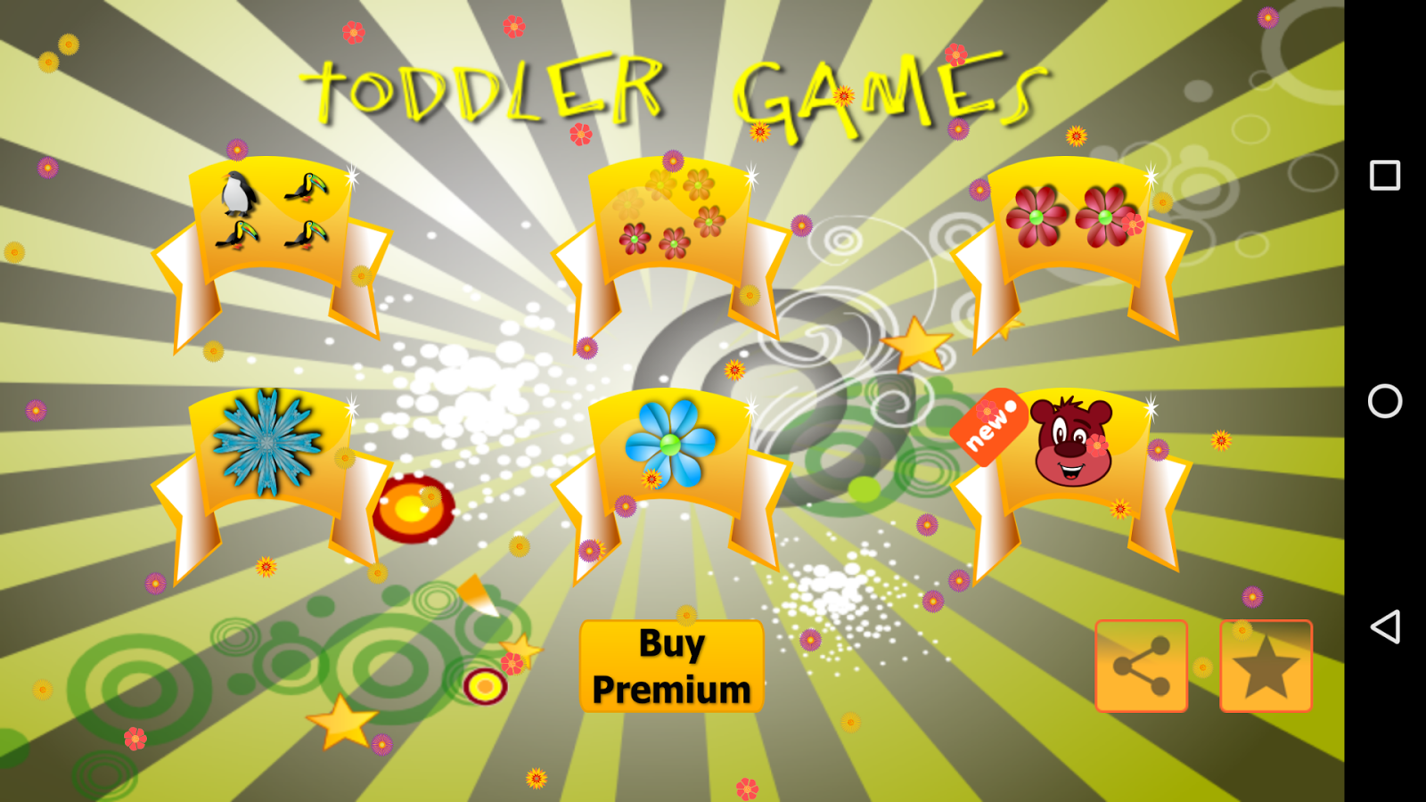 Toddler Games (no ads)- screenshot