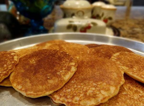 Johnny Cakes,  Gluten-free -- Bonnie's Recipe