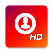 Big profile HD picture viewer & save for instagram