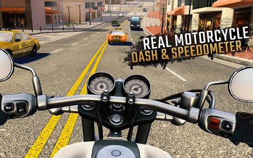 Moto Rider GO: Highway Traffic  screenshots 8