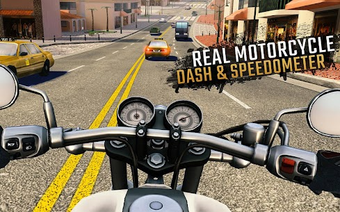 Moto Rider GO: Highway Traffic Mod 8