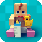 Baby Craft: Crafting & Building Adventure Games icon