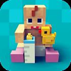 Baby Craft: Crafting und Gebäude Abenteuer Spiele icon