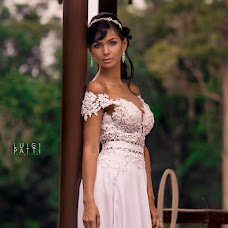 Wedding photographer Luigi Patti (luigipatti). Photo of 28.10.2017