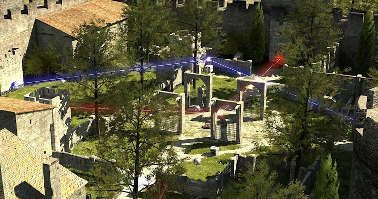 The Talos Principle- screenshot